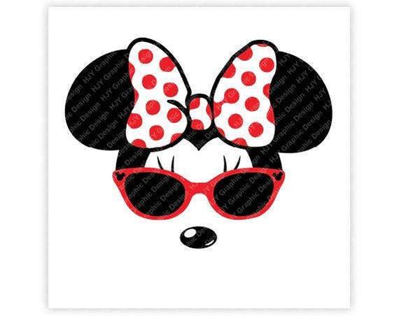 340589b79c Disney Minnie Mouse Sunglasses Icon Mickey Mouse Head