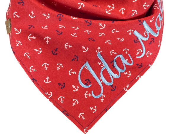Nautical Pet Bandana