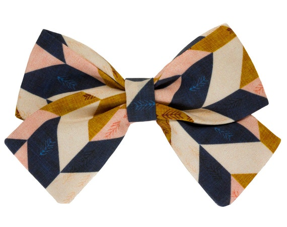 Dog Sailor Bowtie