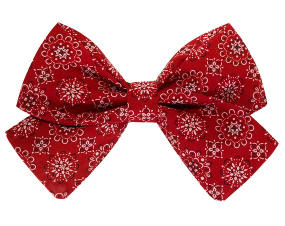 Red Sailor Bowtie Dogs