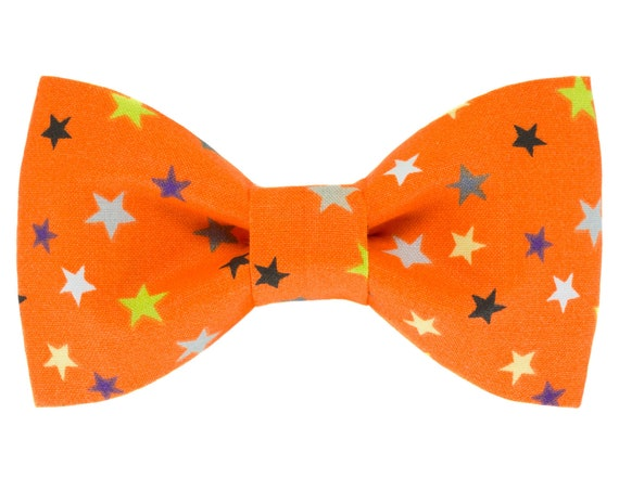 Halloween Dog Bow Tie