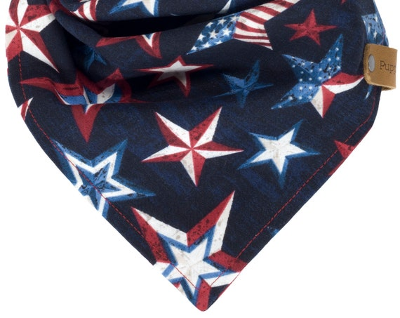 Independence Day Dog Bandana