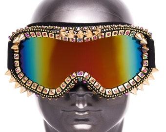 Ski Goggles- Golden God(ess)