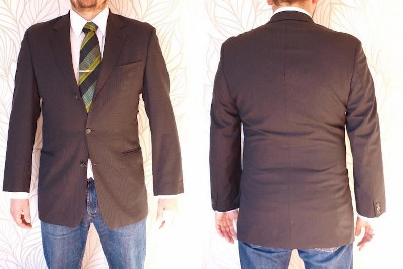 5f244e3e Vintage Hugo Boss sport coat Hugo Boss Made in USA Size US | Etsy