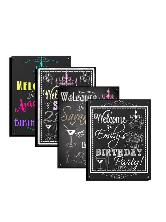Geburtstag party ideen 21