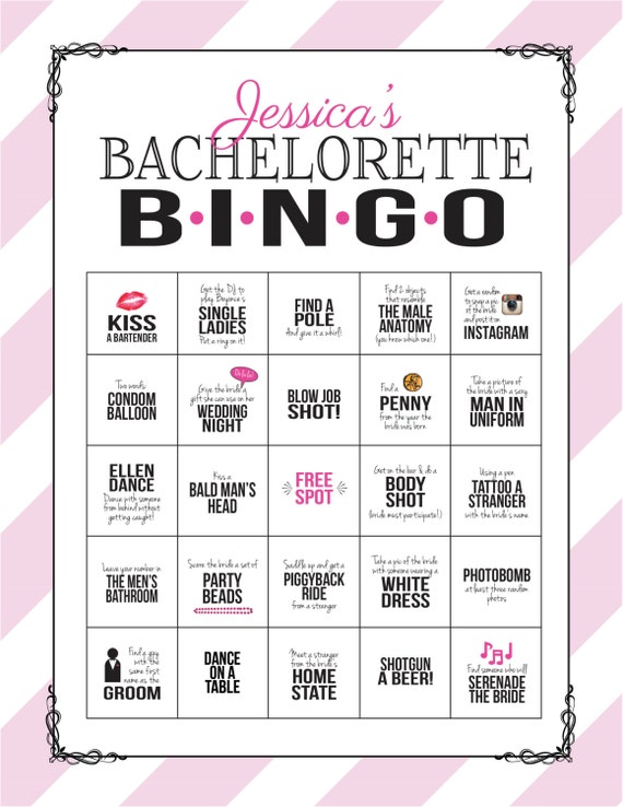 Remarkable image inside printable bachelorette games