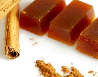 Hard Candy, Cinnamon Honey Candy, Cinnamon and Honey, Handmade Candy, Gift ideas, Wrapped Candy, Artisanal Honey Candies, CPsweets