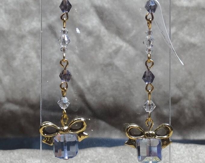 Tanzanite Presents Dangle Earrings