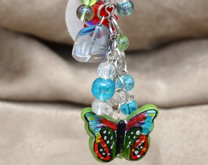 Butterfly Charm Accessory Chain