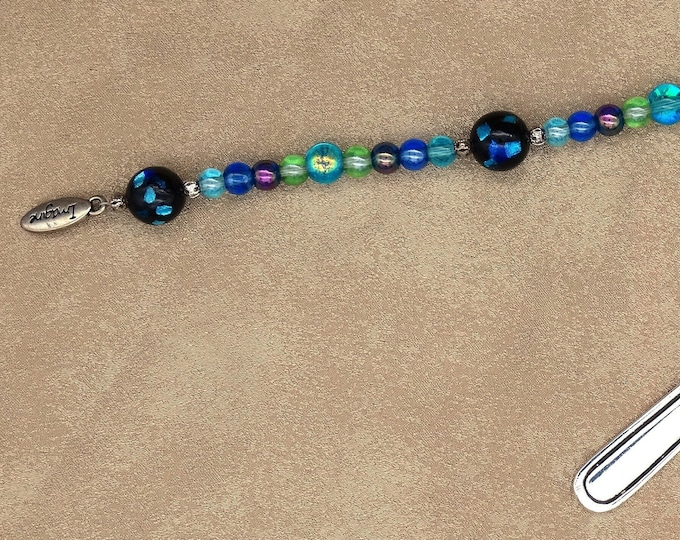 Shades of Blue Bookmark