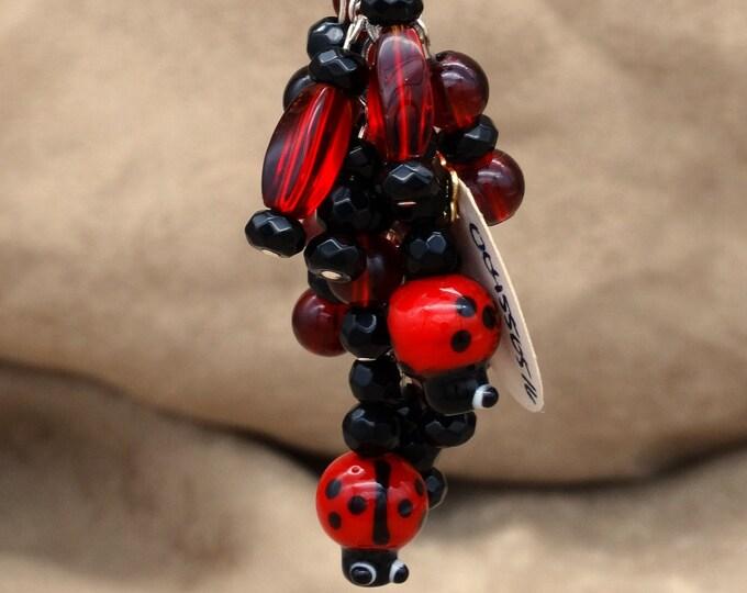 Ladybug Charm Accessory