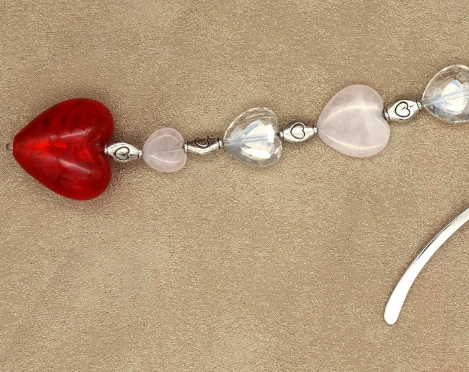 Love is in the Air Mini Bookmark