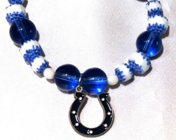 Indianapolis Colts Bracelet