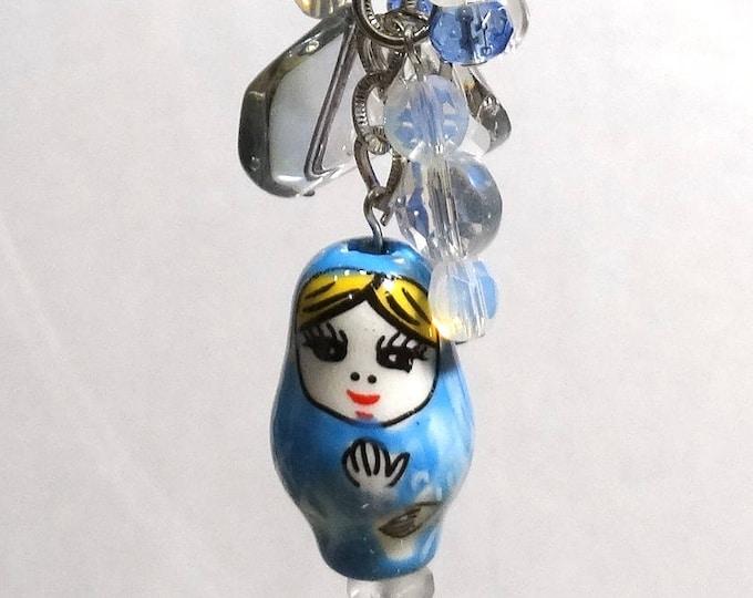 Russian Doll Charm Chain