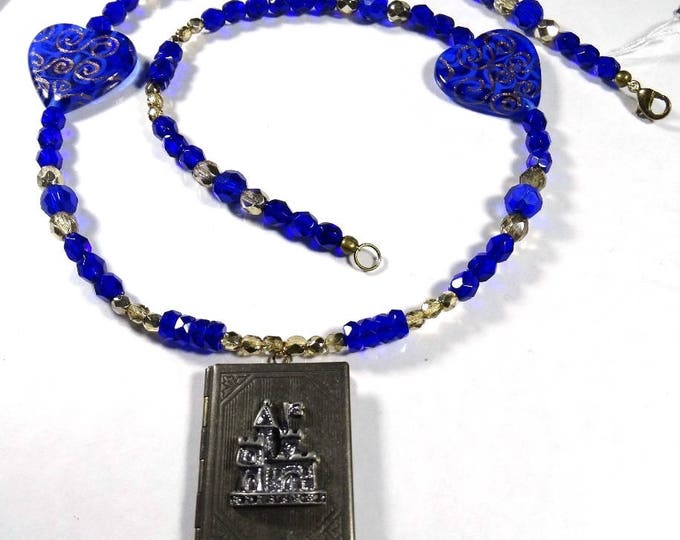 Fairytale Locket Necklace