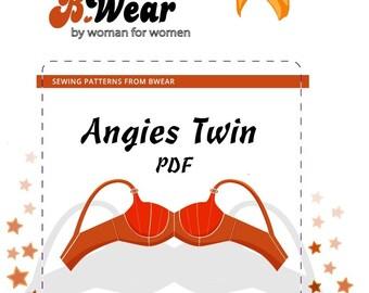 PDF - Angie's Twin pattern 90-105 F-I