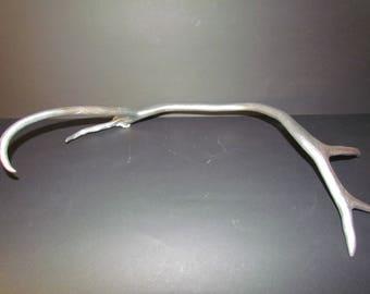 Chifres de rena - cromado 3