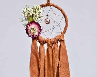 Mini Dream Catcher | Rust