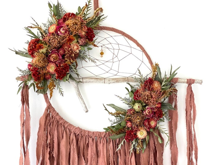 Featured listing image: XL Boho Dream Catcher