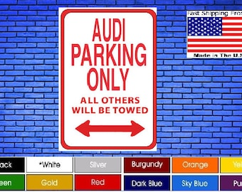 "Mustang Your Year Parking Only 8/""x12/"" American White Aluminum Sign Novelty Buy !"