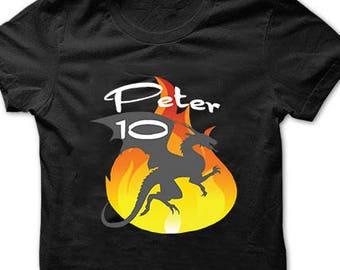 95f0ca8a20f28 Flying dragon shirt | Etsy