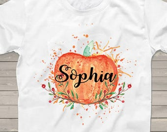 Pumpkin Patch shirts, matching family, cousins, Halloween tshirt for kids, personalized fall festival shirt