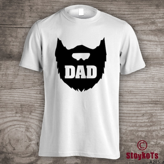d5fcd0c50 Beard t-shirt fathers day gifts shirt Personalized mens Daddy and me t- shirts, Holiday gift ideas for him custom made shirt-a215a