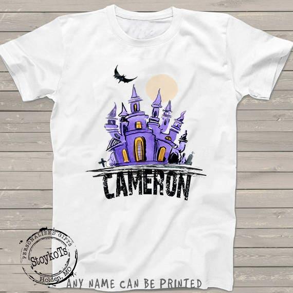 Fall Kids Shirt Halloween Truck Shirt Personalized Fall Shirts Halloween Shirt Kids Fall Festival Shirt Personalized Halloween Shirt