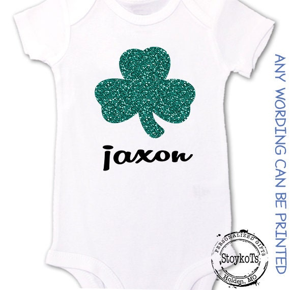 St Patricks Day Shirts For Babies Kids Matching Family Saint Pats