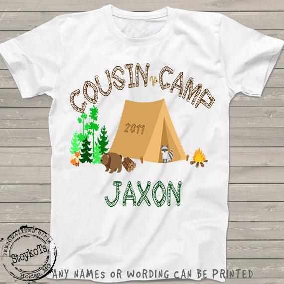 Personalised Happy Birthday Cousin Boys Girls Kids Childrens Jumper Sweatshirt