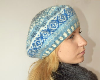 fdd05ced52e82 Knitted winter hat