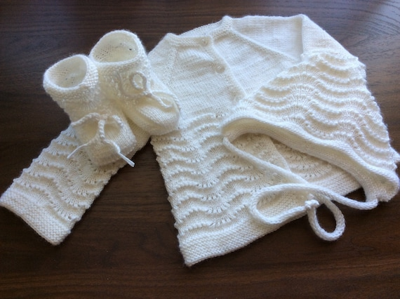 f2d2e316e baby sweater knitted baby spring jacket christening set