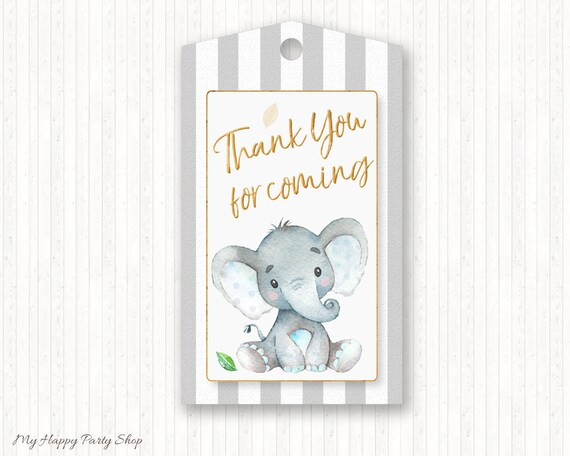 photograph relating to Baby Shower Gift Tags Printable identified as Elephant Want Tags, PRINTABLE, Lovely Elephant Tags, Child Shower Prefer, 1st Birthday, Tiny peanut Reward Tags, Fast Obtain - BSU046B