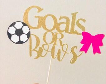 Soccer Old Wives Tale Sign Soccer Gender Reveal Sign Soccer Reveal Goals or Bows Old Wives Tales Poster Goals or Bows Gender Reveal Sign