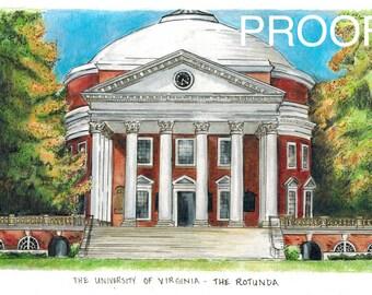 The University of Virginia - The Rotunda AVAILABLE NOV. 1, 2014