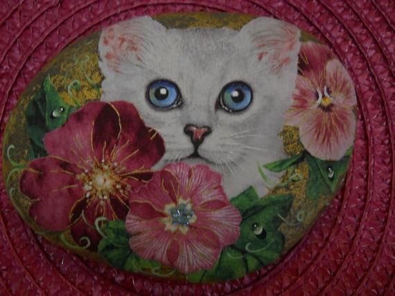 5 PCS Cat Kitty Kitten Feline Animal Silver Tone Charm Pendant C1575