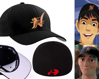 Tadashi's Hat,san fransokyo ninja,tadashi hamada,Big Hero 6 Cosplay inspired hat