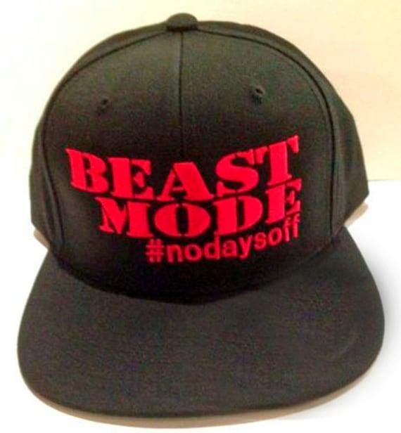 d5b743f0311 Beast Mode nodaysoff hat