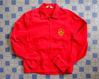Vintage 1969 Boy Scout National Jamboree Idaho Jacket RRL Levis McCoy Worker Workwear