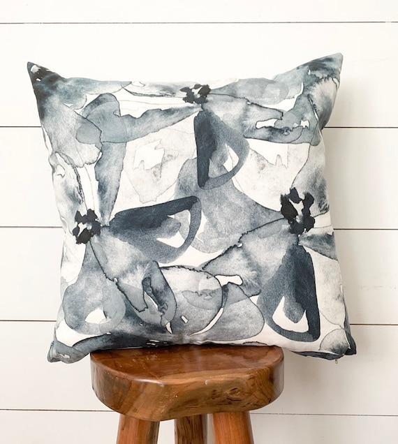 Woods decorative pillow tree pillow