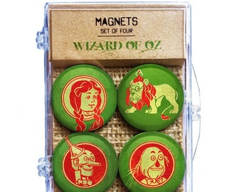 Wizard of Oz - Magnets