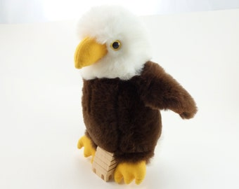 Eagle Plush Toy Etsy