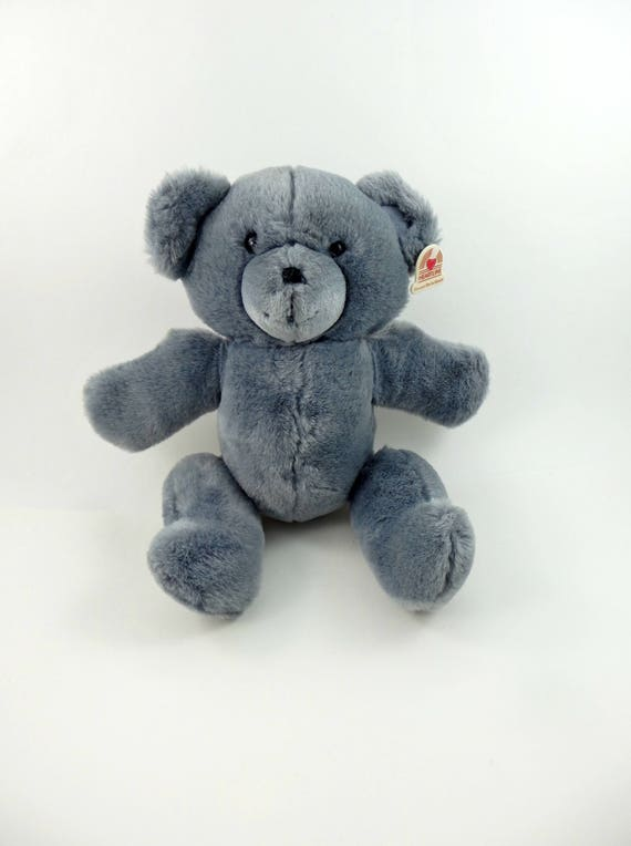 200190a996d Vintage 80s Heartline Teddy Bear Plushie Stuffed Bear Bear