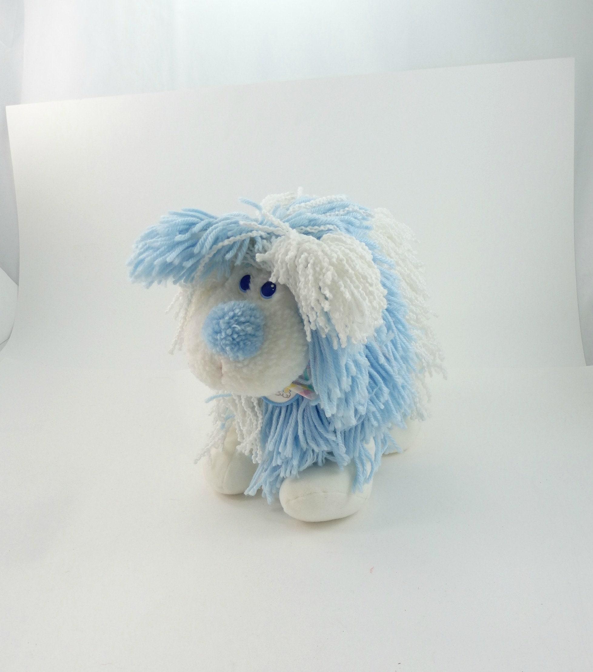 Vintage 80s Walt Disney Kenner Fluppy Dog Plush Toy Puppy Etsy