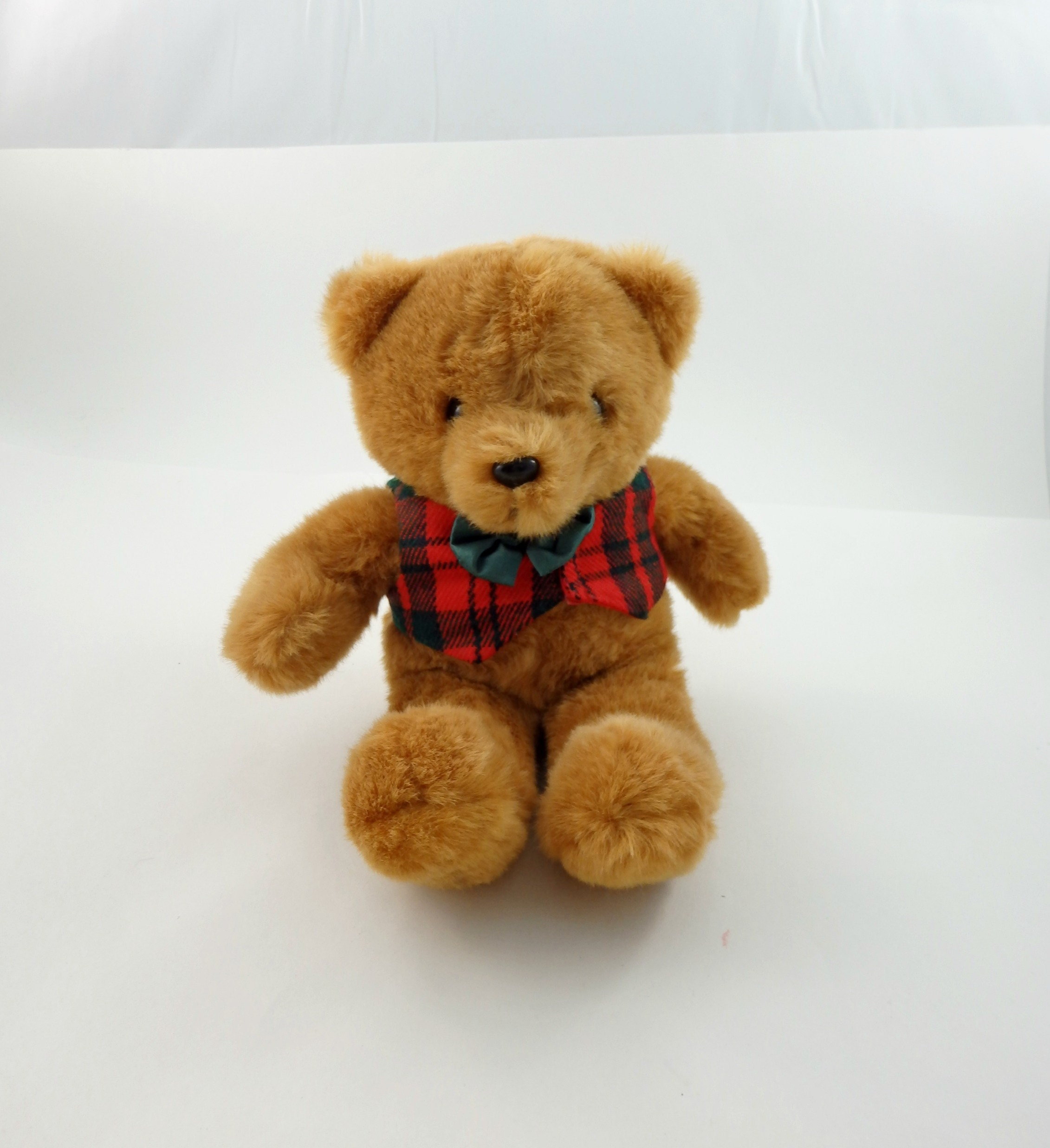 19ea0992a07 Vintage 80s Teddy Bear Music Box San Francisco Music Box