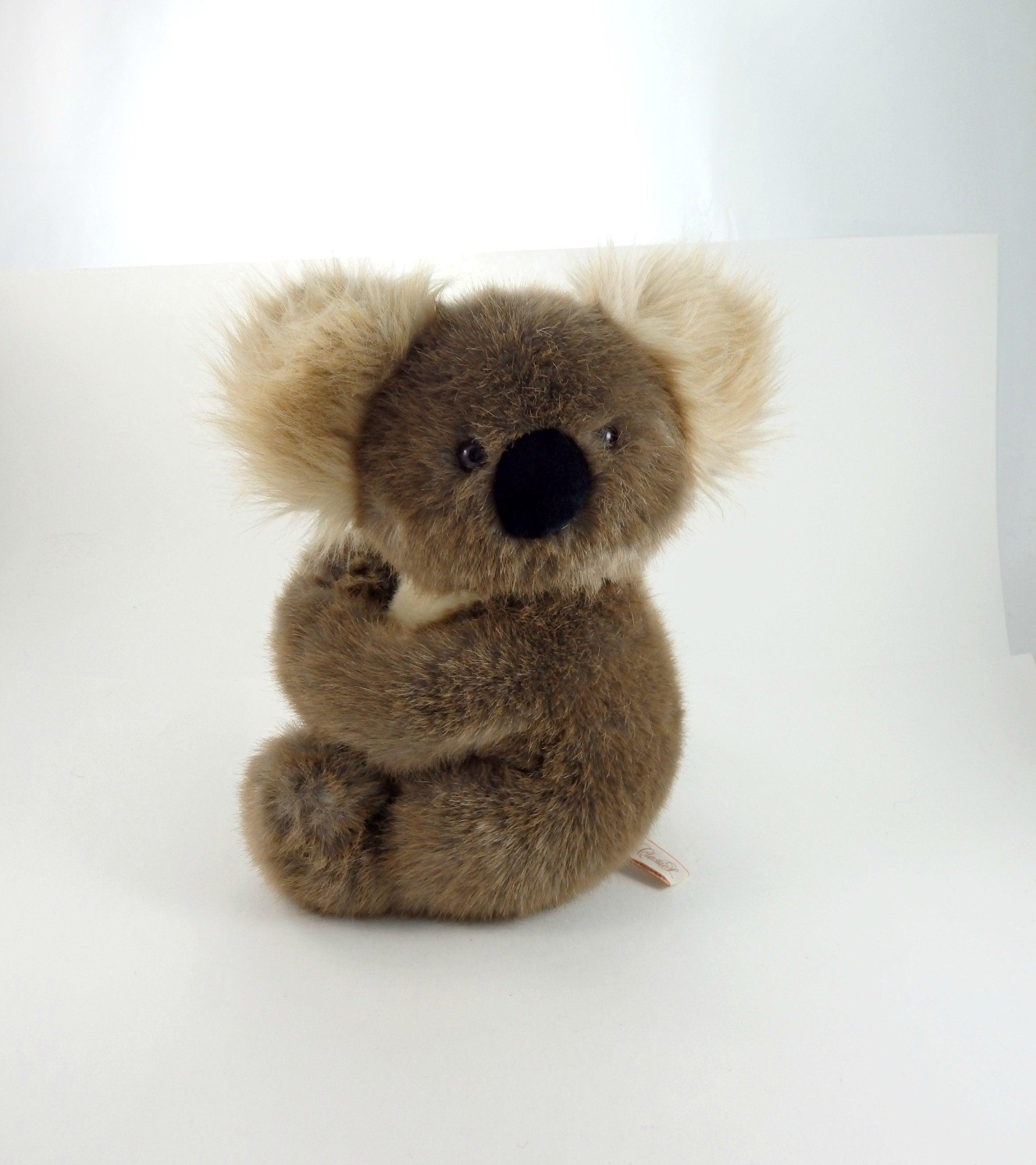 Vintage 80s Koala Bear Plush Dakin Plush Koala Baby Koala Etsy