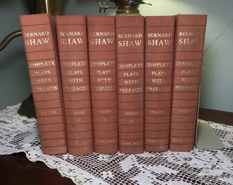 Eight Great Tragedies Bernard Shaw: Complete Plays w