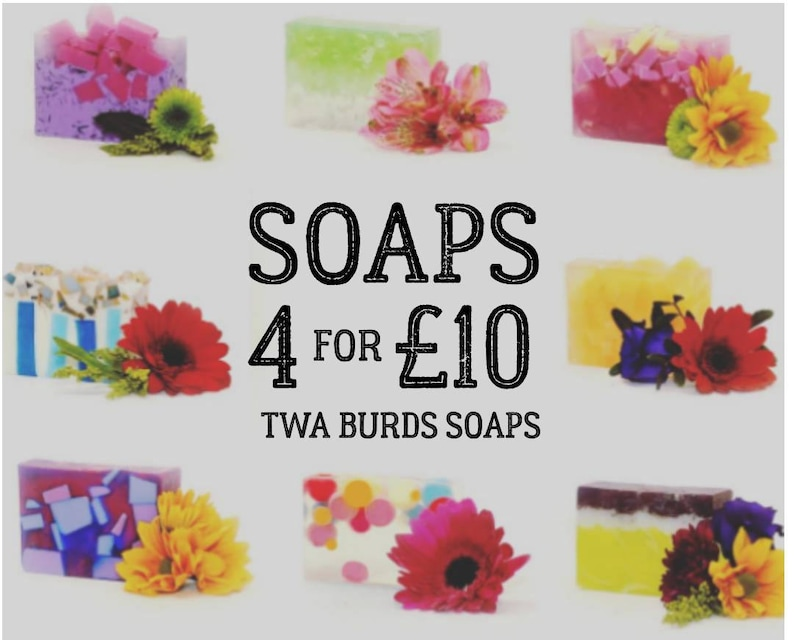 SPECIAL OFFER. Any 4 Soap Bars for 10 image 0