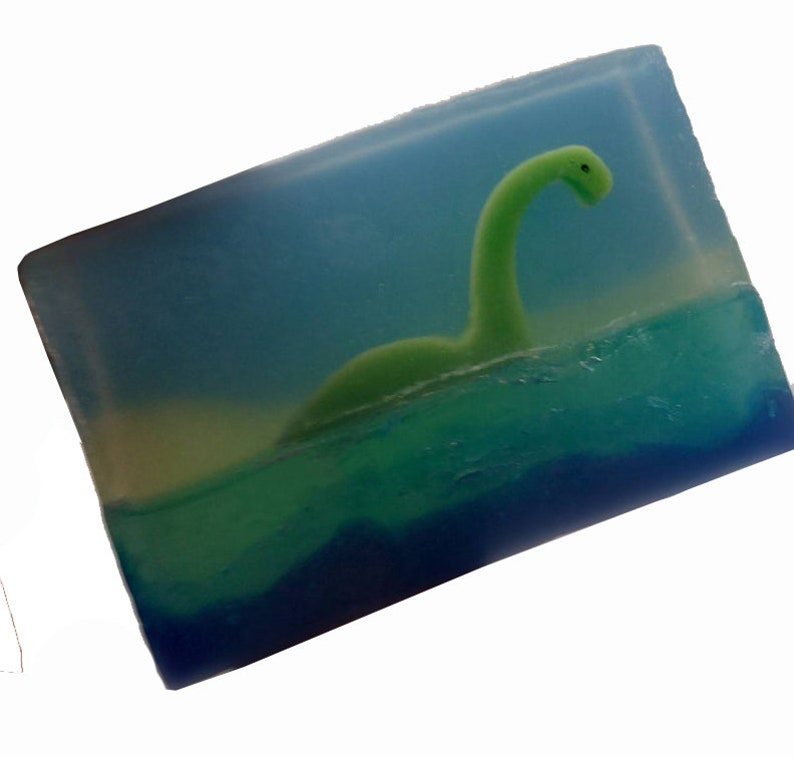 Soap Bar Vegan / Nessie Soap / Shortbread Fragranced/ SLS Free image 0