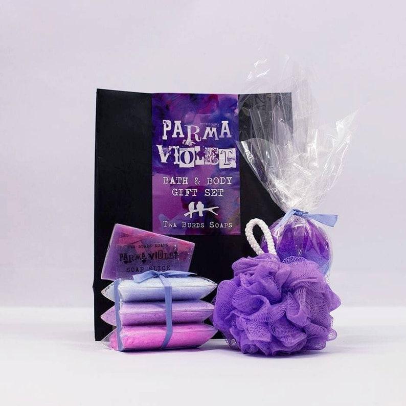 Parma Violet Bath & Body Gift Set image 0